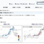 【大雪に備えよう:雪の観測・予測・対策リンクまとめ】